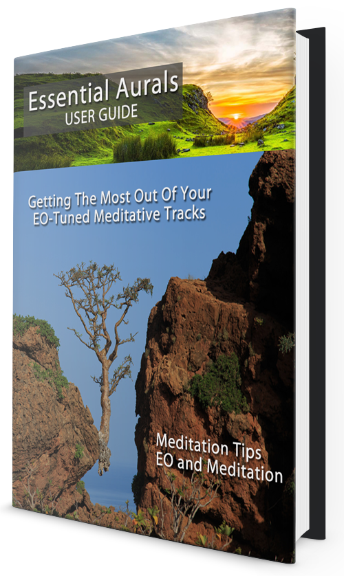 essential oils meditation guide