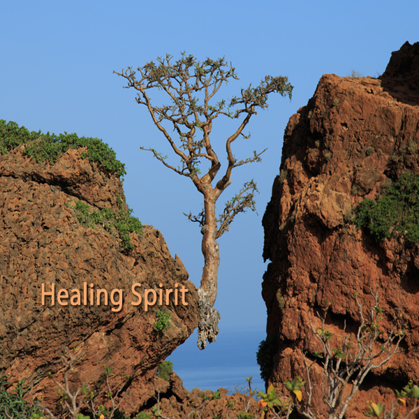 healing meditation with frankincense